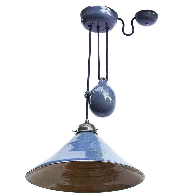 Zuglampen